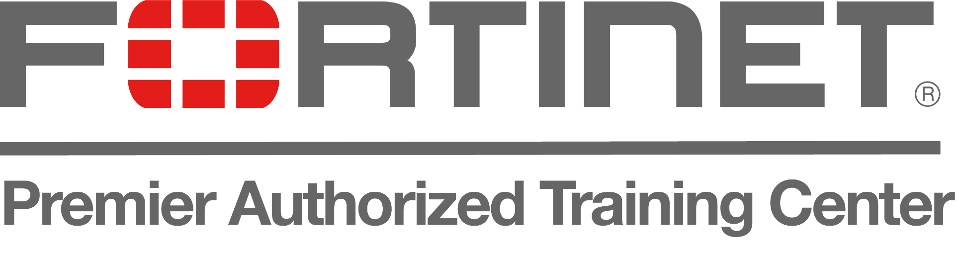 A fortinet partner logo image