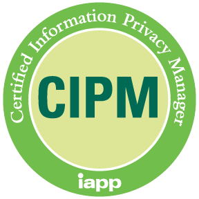 CIPM – Certified Information Privacy Manager